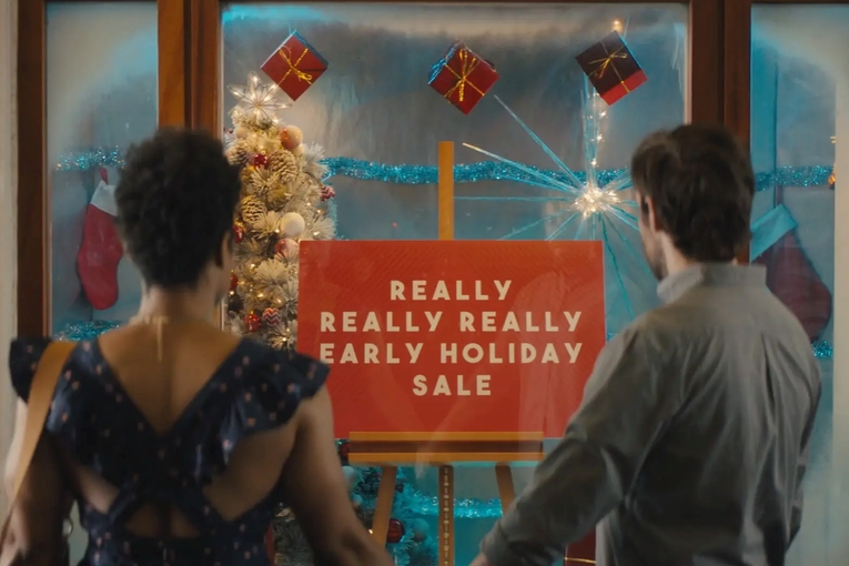 Hello, holiday marketing. Plus, Amazon reportedly tweaks its search results: Tuesday Wake-Up Call