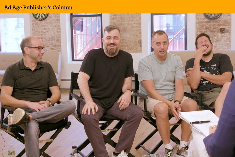 How the Impractical Jokers knew they had a hit show on their hands