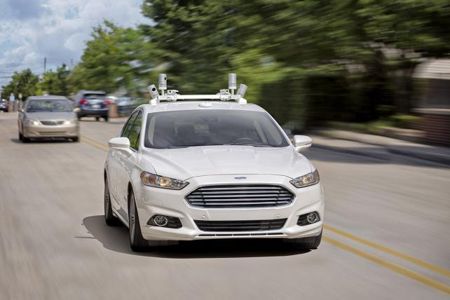 Ford Doubles Silicon Valley Workforce, Eyes Autonomous Cars