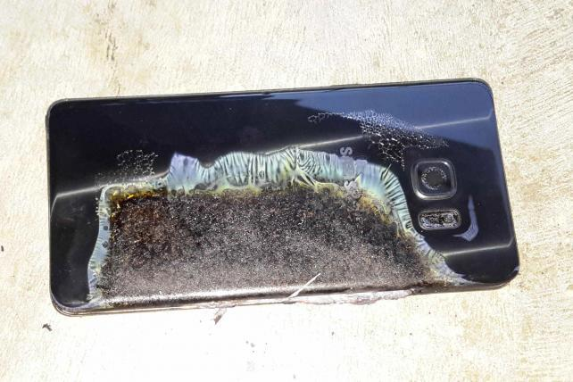 Have Phone Fires Singed Samsung's Reputation or Immolated It?