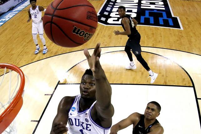 Despite a glaring lack of hoopla, March Madness ratings soar