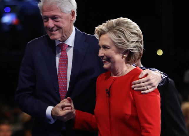 The Clintons Have an Old Friend in Data Giant Acxiom