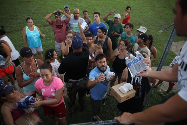 How the Industry Is Rushing Aid to Puerto Rico -- and How You Can Help
