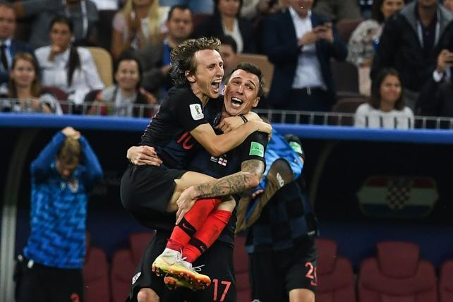 Shootouts and a Cinderella story boost Fox's World Cup ratings