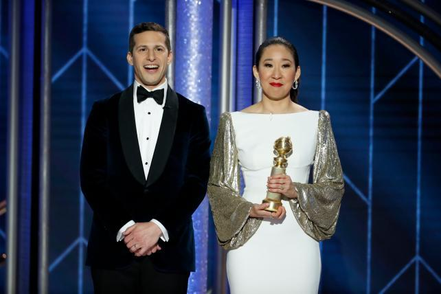 Huge NFL lead-in no boon for Golden Globe ratings