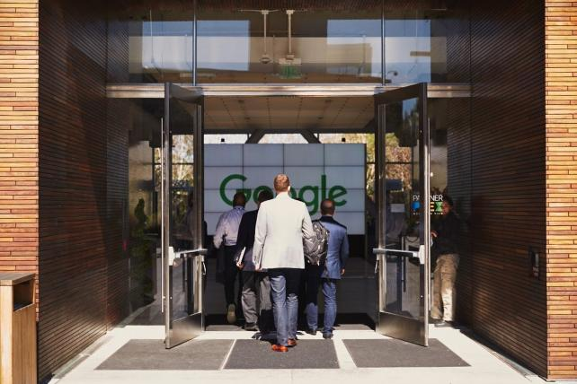 Google may be planning a store in New York's SoHo neighborhood