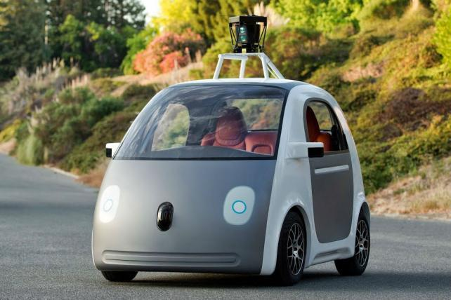 Google In Talks With Major Automakers for Self-Driving Car