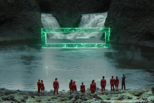 HPE, Paramount Team Up to Take Technology to 'Star Trek' Level