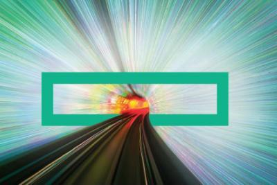 Hewlett Packard Enterprise Launches New Brand