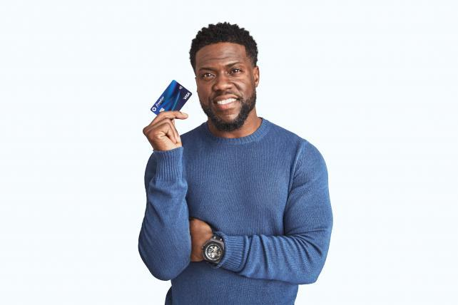 Kevin Hart, fresh from Oscars controversy, stars in Chase ads