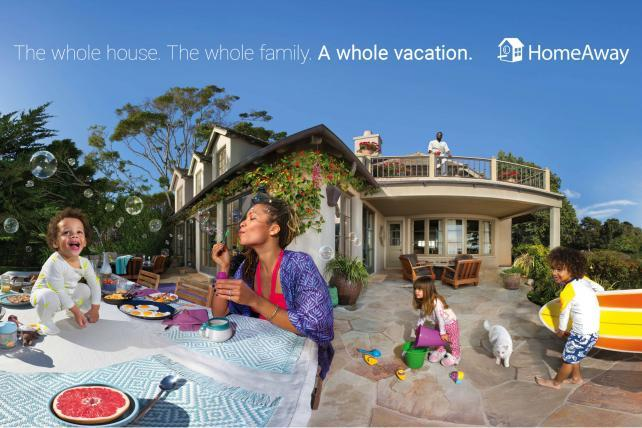 HomeAway Boosts Marketing Budget as Home Rental Category Heats Up