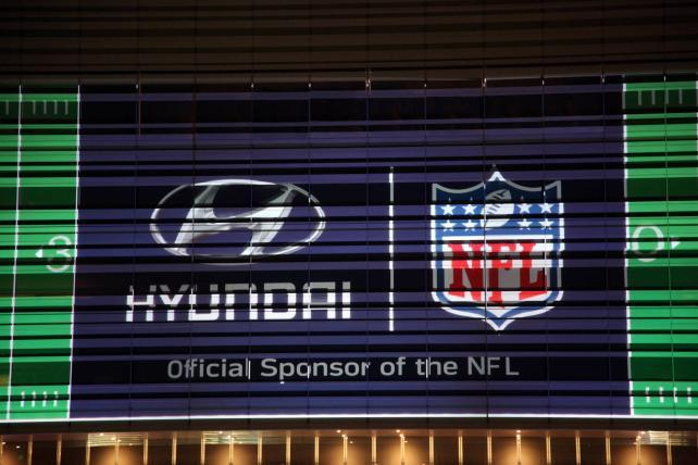 Hyundai is back in the Super Bowl as the third auto brand to confirm ad buy