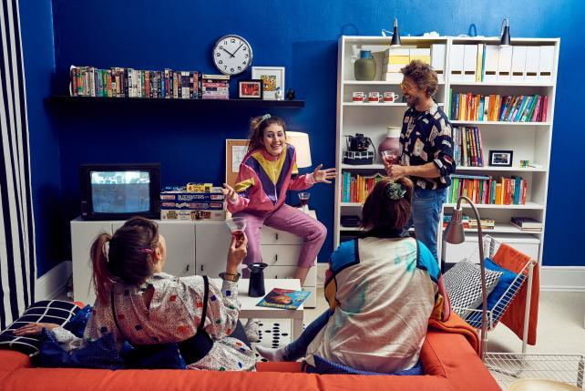 Ikea U.K. Invites Brits to Its 30th Birthday Bash