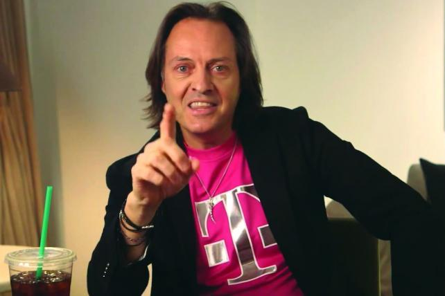 Why Does Twitter Love John Legere? It's Not Just Because He Tweets a Ton