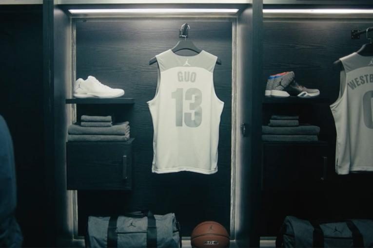 9db48cb9a417 Jordan  Nike s Jordan Brand Welcomes Its First Chinese Ambassador With an  Abstract Film Featuring the Voice of MJ