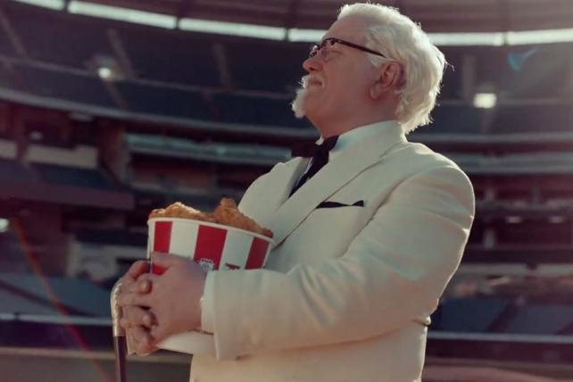 Everything Is Coming Up Colonel as KFC Lands on Viral Chart