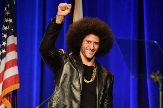 Thursday Wake-Up Call: Kaepernick wants to trademark his image. And AT&T plans a Netflix rival
