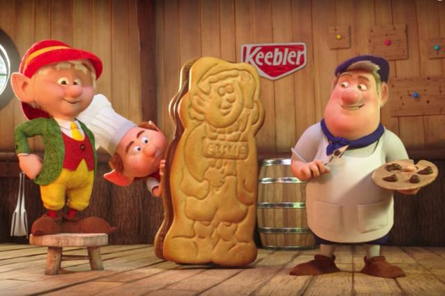 The Keebler elves get a new home. And a MillerCoors brand launch targets women: Tuesday Wake-Up Call
