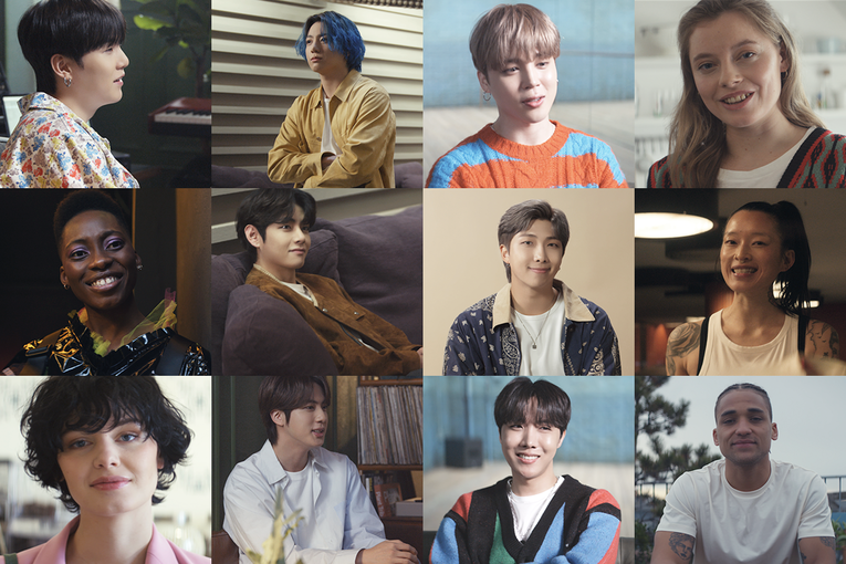 Hyundai and BTS launch campaign to boost environmentalism