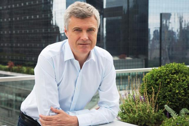 Mark Read, contender for Sorrell's old seat: WPP 'clearly' needs a new beating heart