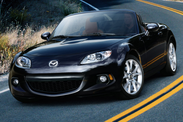 Mazda Hopes Redesigned Miata Can Revive Category