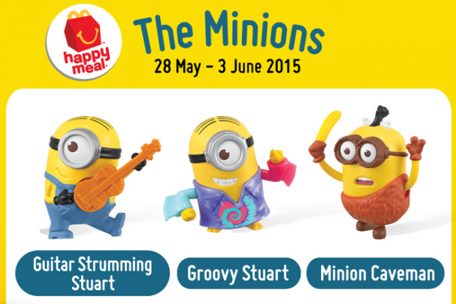 You Be the Judge: Is One of These Minions Cursing at Children?