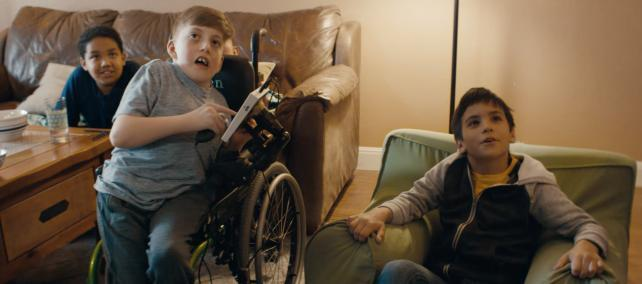 Microsoft's Super Bowl ad for Xbox stars children with disabilities