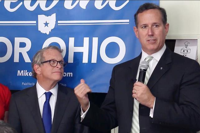 Campaign Trail: Ohio just saw a huge surge in political ad spending