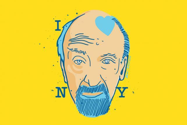 Q&AA: Milton Glaser, designer with heart