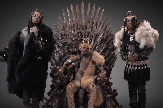 Mtn Dew remakes the 'Game of Thrones' theme song with Migos