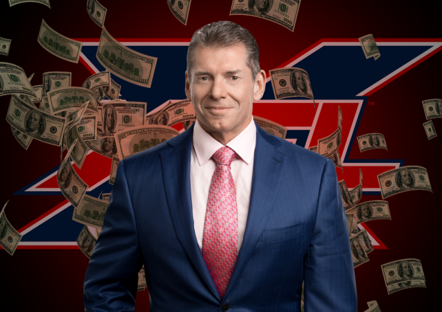 Vince McMahon earmarks another $272 million for XFL launch