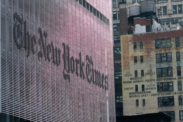 New York Times plans to invest heavily in AI to improve personalization