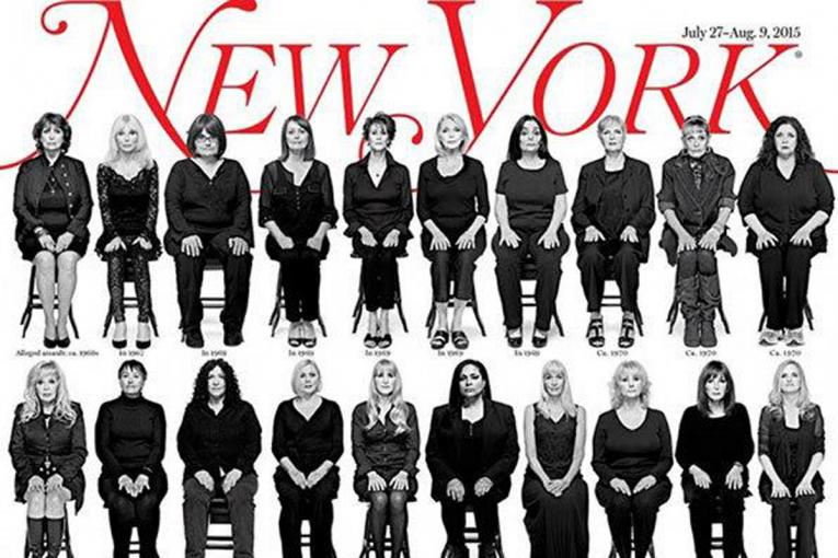 Cosby: The Women Cover