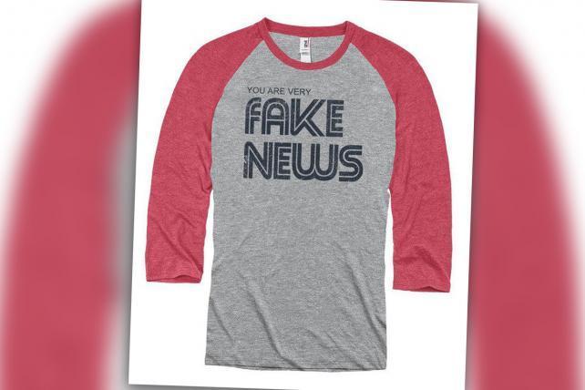 Newseum rethinks the selling of 'fake news'