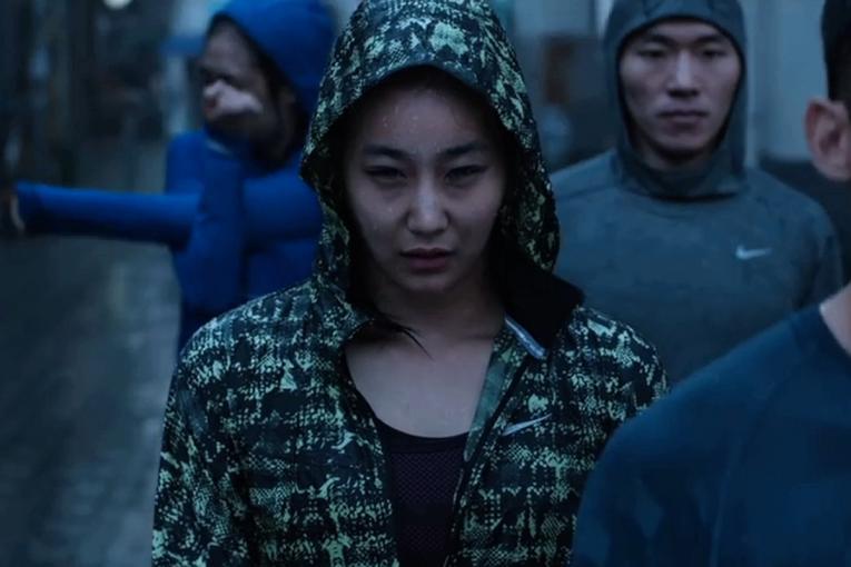 Nike Korea Just Dropped a Totally Mesmerizing Rap Video | AdAge