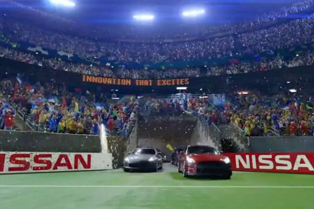 Nissan Times Spanish-Language Effort to World Cup Kickoff