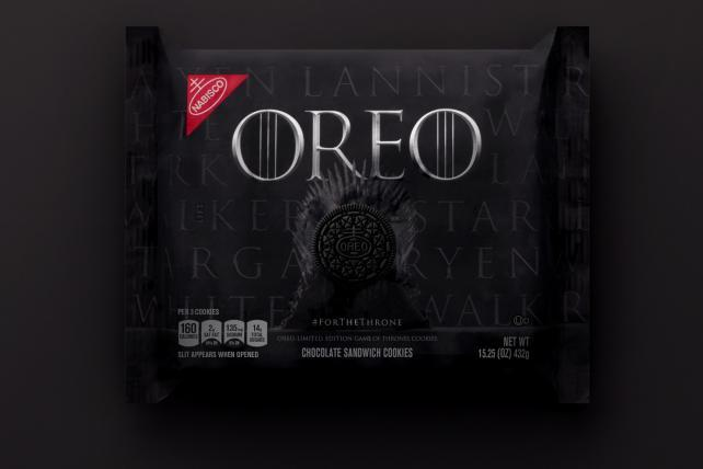 'Game of Thrones' fans, Oreo wants to know where your loyalties lie