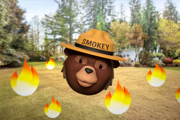 Smokey Bear: 75 years of a brand icon