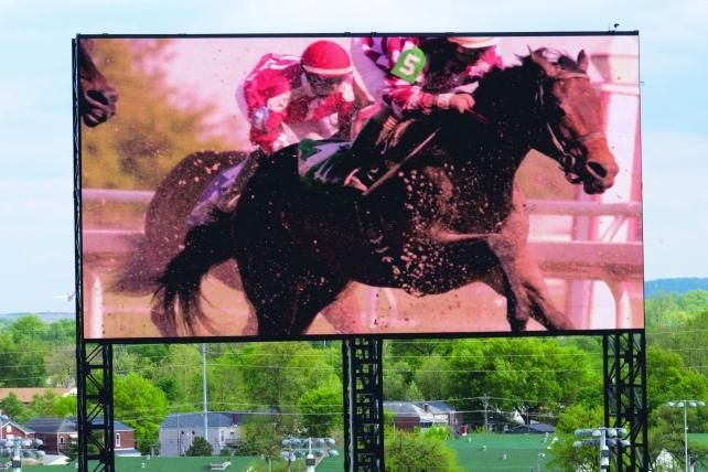 Panasonic Takes B-to-B Effort to the Kentucky Derby