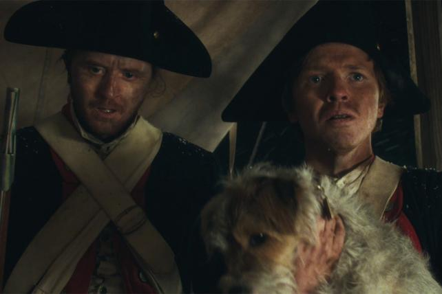A Dog Brings Out the Best in George Washington in Pedigree's Moving Film