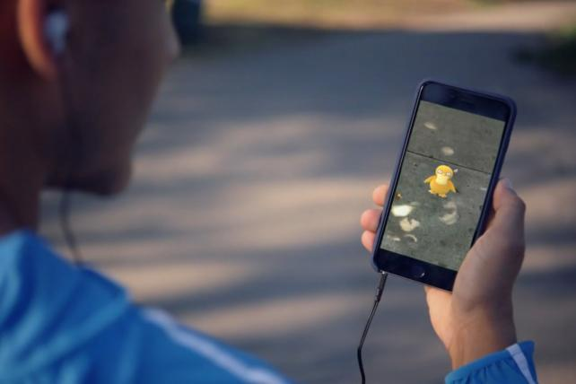 Is Pokémon Go the Killer App for Location-Based Marketing?