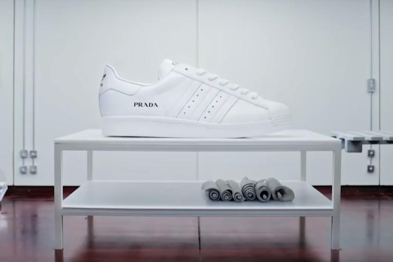 Prada/Adidas: Prada for Adidas SS2020