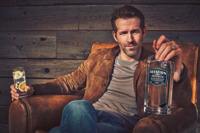 Marketer's Brief: Ryan Reynolds Is Newest Celeb Booze Backer