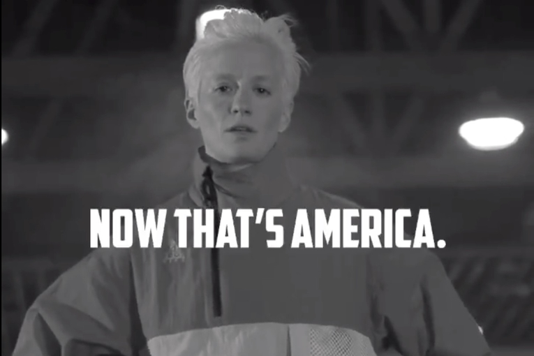 A sports drink brand pays homage to Megan Rapinoe. And Sony's Walkman turns 40: Tuesday Wake-Up Call
