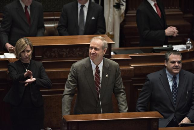 Illinois Move to Broaden Data-Protection Law Thwarted--For Now