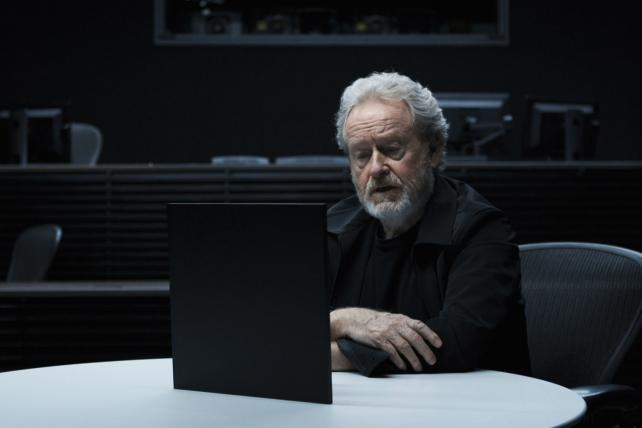 IBM's Oscar Ads Star Ridley Scott, Carrie Fisher and Watson