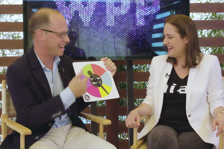 Xaxis's Sara Robertson on working with AI, blended metrics and getting inspired at Cannes Lions