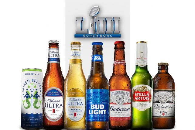 AB InBev Super Bowl commercial plans revealed
