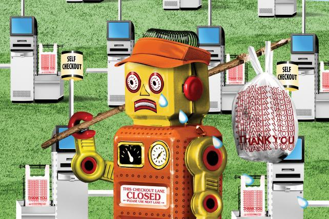 Retailers ditch the robots, double down on personalization