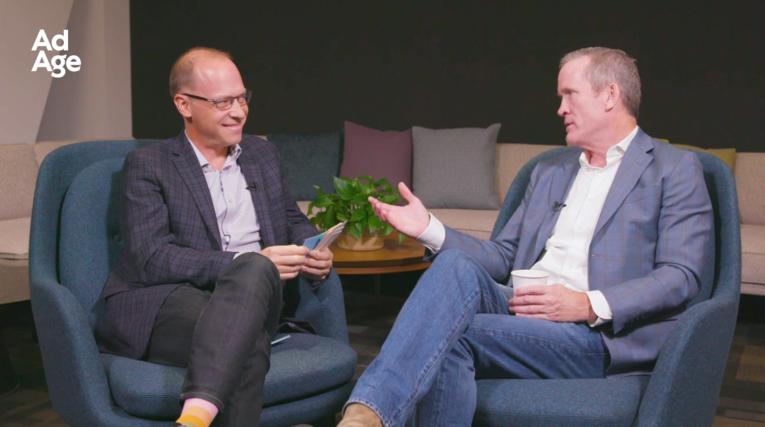WarnerMedia's Joe Hogan on the evolution of modern media companies